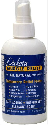 Looking for muscle pain relief spray in Fargo? Lashe Naturals bings the product name Dakota Muscle Pain Relief Spray which is very helpful to get relief from severe pain. It act on muscles rapidly with emu oil for deep penetration. For more information visit : www.lashenaturals.com