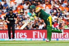 Faf du Plessis played a good hand under immense pressure