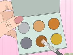 How to Apply Eye Makeup (for Women Over Once you reach the age of your skincare needs change. Mature skin tends to be dry, and fine lines and wrinkles may make it seem difficult to apply flawless makeup, especially around the. Makeup For 50 Year Old, Makeup Tips For Older Women, Makeup Over 50, Makeup For Teens, Best Eyeshadow For Brown Eyes, How To Apply Eyeshadow, How To Apply Makeup, Dark Eyeshadow, Flawless Makeup
