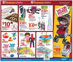 Walmart Black Friday Ad Page 11