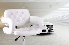 Femminile negozio di barbiere sedia di Bellezza manicure negozio sgabello vendita al dettaglio bianco rosso verde nero PU sedia sedile all'ingrosso spedizione gratuita