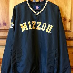 Mizzou Pullover NWT Mizzou Pullover GIII Sports by Carl Banks Tops