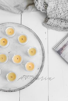 © Paulina Arcklin   MESSAGE CANDLES www.message-candles.com