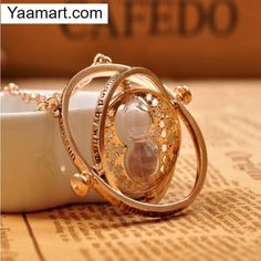 New Time Turner Vintage Necklace for Girl and Women. #jewelry #necklace