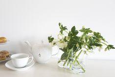 Schnittblumen erhalten 2018 in den iittala Alvar Aalto Vasen einen würdigen Platz in eurem Zuhause. Frische Blumen kann man nie genug haben. #newyearsgoal