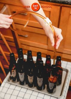 How To Bottle Beer at Home — The Kitchn's Beer School 2015