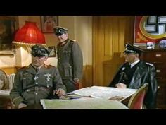 Shamefully overlooked...Nazi Generals before Mitchell and Webb got at them