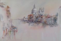 Covered market, oxford Watercolours, Venice, Oxford, Paintings, Studio, Art, Art Background, Study, Paint
