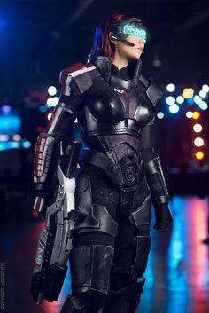 Shepard by arienai-ten