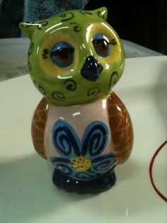 Cute owl made by one of our lovely customers