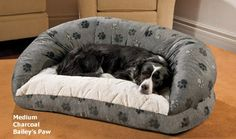 This is a great bed for the winter. If your dog has Lyme or old joints. Even the puppy loved it. Wait for a sale though. It was half price at Christmas.