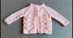 """ Love, like air, is soft . and although unseen . caresses like a gentle breeze"" Gentle Breeze Baby Jacket Gentle Breeze Baby Jacket 0 – 3 months baby Requirements: Baby Cardigan Knitting Pattern Free, Crochet Baby Jacket, Baby Sweater Patterns, Knit Baby Sweaters, Baby Knitting Patterns, Baby Patterns, Baby Knits, Knitted Baby, Gowns"