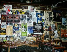 cbgb wall | Flickr - Photo Sharing!