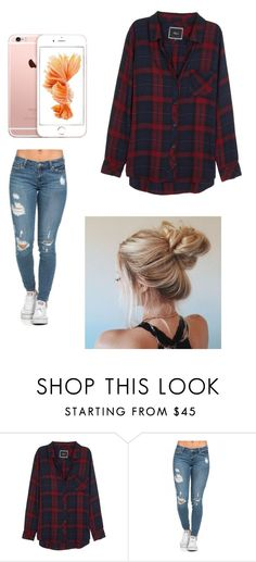 """""""Untitled #62"""" by qveenkiki on Polyvore featuring Rails"""