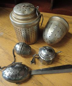 Old Fashioned Tea Infuser's