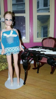 HTF Dream Scene for Topper Dawn was planned for 1972 Will fit Palitoy Pippa too! #Topper #ClothingAccessories