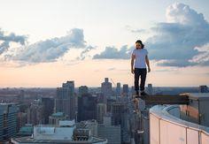 """Tom Ryaboi """"Rooftopping"""" - Hulubberlu"""