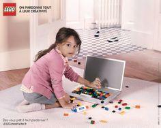 Les bêtises créatives de Lego