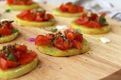 Vegano per amore - ricette vegane: BRUSCHETTE DI PATATE