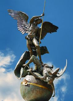 """""""Proclaim a War! Let the weak man say, 'I am a warrior!'"""" (Joel 4:9-10) In these dark times we must contemplate and understand the spiritual battle we are facing. We must take a step back and ask ourselves, """"What is happening to the world and to us?"""" The answer is that mankind is at the... [Read More]"""