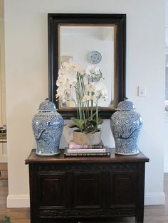 Adding Black Accents to your Room - Georgica Pond