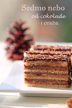 Mamina jela: Sedmo nebo od čokolade i oraha