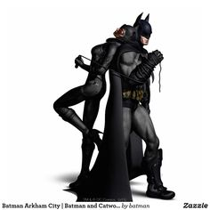 The Dark Knight and the Feline Femme Fatale of Gotham City are ready to get serious in the comfort of your own home, thanks to the Batman Catwoman Arkham City Batman Arkham City, Batman And Catwoman, Im Batman, Gotham City, Batman Cartoon, Funny Batman, Black Catwoman, Batman Robin, Catwoman Comic