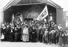 The opening of the Māori Parliament at Pāpāwai, Greytown in with Richard Seddon in attendance. Treaty Of Waitangi, Polynesian People, Maori People, South Pacific, Union Jack, Historian, Pathways, New Zealand, Education