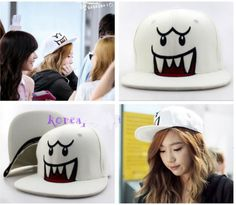 Gorra Kpop Star / Codigo: 1024  Color :unico