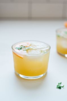 Cilantro-Grapefruit