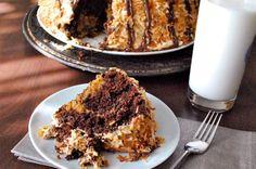 Use your leftover Samoas to make this killer Bundt Cake.