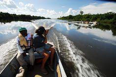 O Tocantins tem encantos escondidos que estão sendo agora divulgados para o mundo, após seu ordenamento. O Parque do Cantão agrega ecoturismo e aventura, é um destino turístico que foge dos clichês modernosos, pleno de beleza natural e refúgio de espécies.