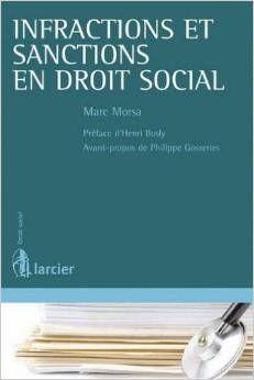 Infractions et sanctions en droit social