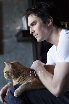 Ian Somerhalder for People Magazine Sexiest Man 2013