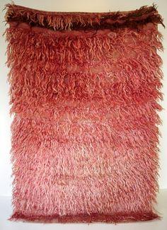 Sukan / Hand Woven - Turkish Tulu Kilim