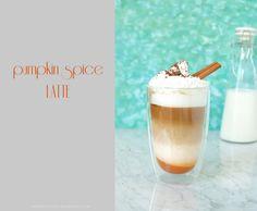 SMYKWKUCHNI: Pumpikn spice latte