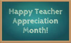 WANTED: Kind Teachers for TeachKind's Teacher Appreciation Contest!