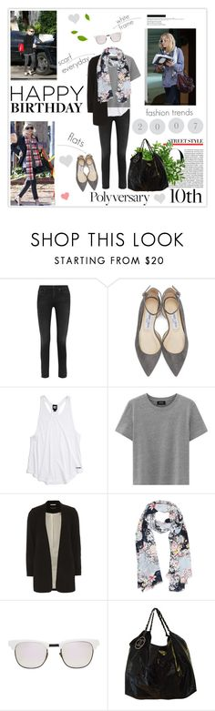 """Celebrate Our 10th Polyversary!"" by mars ❤ liked on Polyvore featuring R13, Jimmy Choo, Ivy Park, Dorothy Perkins, Westward Leaning, Chanel, polyversary and contestentry"
