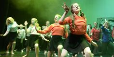 Dance teams from schools across North Yorkshire are taking part in a national dance competition to spread the word that you can have fun without…