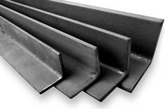 We are well known for MS angle dealers and mild steel angles suppliers offering in various sizes and thickness. Angles are most important part in construction. Steel Distributors, Bar Pub, Steel Supply, Steel Stock, Steel Fabrication, Industrial, Iron Steel, Small Letters, L Shape