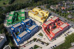 Moradia Estudantil e Conselho Boeselburg  / Kresings GmbH