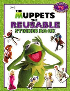 The Muppets: The Reusable Sticker Book (The Muppets Movie Tie-In) by Disney http://www.amazon.com/dp/0316182990/ref=cm_sw_r_pi_dp_WTXmvb0PEZMB6