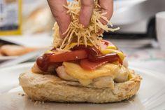 Simple Sandwich - null