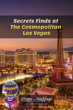 secret finds at The Cosmopolitan Las Vegas Best Vacation Destinations, Best Vacation Spots, Best Places To Travel, Best Vacations, Vacation Trips, Travel With Kids, Family Travel, Travel Photos, Travel Tips