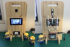 I had a thermal printer for a while now, but never used it as part of a project. Recently, I purchased the new Raspberry Pi Touch Screen and decided to make a kind of photo booth. The touch screen …