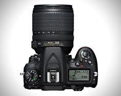 The new Nikon D7100 DSLR Camera