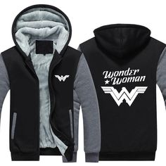 New Merchandise! : Wonder Woman Flee... Check it out here! http://thepurplejester.com/products/wonder-woman-fleece-hoodie?utm_campaign=social_autopilot&utm_source=pin&utm_medium=pin Free Shipping on all Orders!