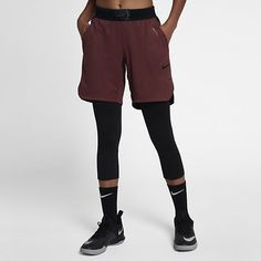 Nike Women's 8 Varsity Letterman Jackets, Nike Women, Kids Fashion, Sportswear, Black Jeans, Workout, Shorts, Clothes, Basketball Stuff