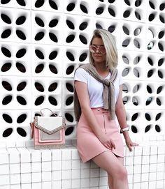 pastel colors | look romântico .