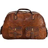 53415fd2635d2 Torby skórzane · Shakun Leather Neue Vintage Reisetasche Sporttasche  Ausflugstasche NEU  handgemacht  geschenkideen